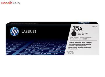 تصویر از کارتریج HP مدل 35A طرح درجه یک